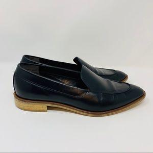 Everlane Black Leather The Modern Loafer
